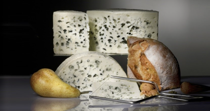 Roquefort, un village un fromage