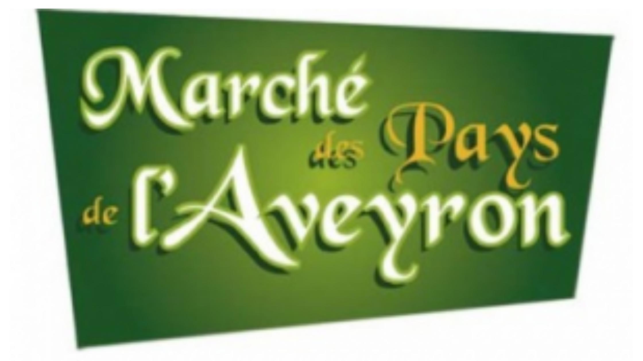 Marché Des Pays de l'Aveyron 2016