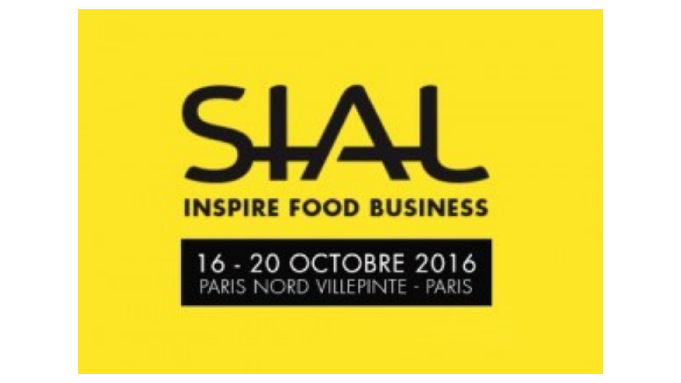 Salon international de l'Alimentation 2016